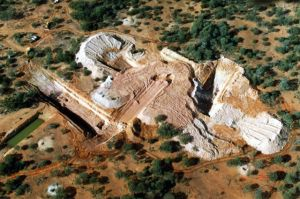 Mining for Opal at The Gorge Aerial View.jpg